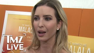 Ivanka Trump Targeted By Man Armed With Throwing Knives | TMZ Live