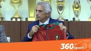 Le360.ma •وحيد خليلودزيتش : أتمنى تكرار سيناريو الجزائر رفقة الأسود في مونديال قطر