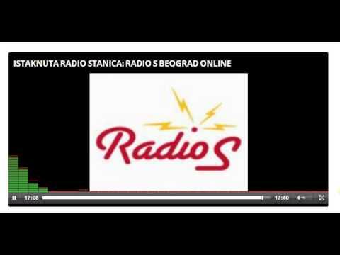 Radio S Beograd Online - Film & Jura Stublić - Zamisli život u ritmu muzike za ples