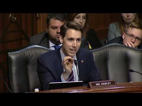 Senator Josh Hawley Announces Direct Cash Relief For American Working Families Hqdefault