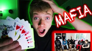 PLAYING MAFIA GAME w/ MY ROOMMATES