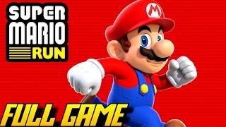 Super Mario Run - All 24 Levels (FULL Game/Complete Walkthrough)