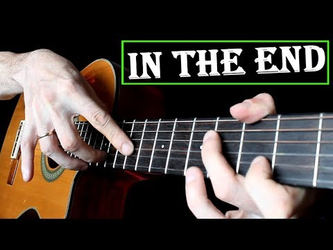 Linkin Park - In The End на Гитаре + РАЗБОР