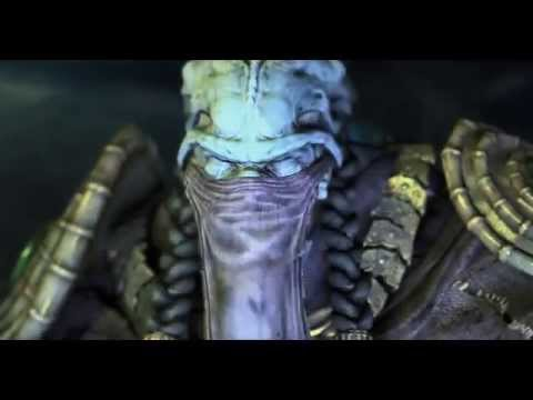 StarCraft II Legacy of the Void Mission 2 Zeratul Dies