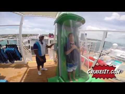 Norwegian Getaway: Big Water Slide