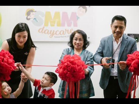 Grand Opening Workplace Daycare For Sinar Mas Mining Employees' Children