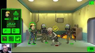 Fallout Shelter - выполняем задания, игровое шоу, часть 10
