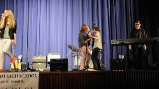 "School of Rock ""Fool in the  Rain"" (cover) by Led Zeppelin - Summer Jam West 2010"