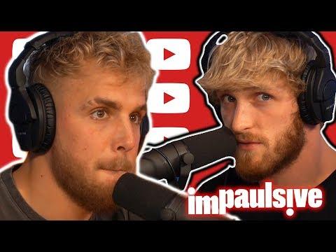 Jake Paul Emotionally Addresses Anxiety Tweet, Lawsuits, KSI Fight - IMPAULSIVE EP. 160