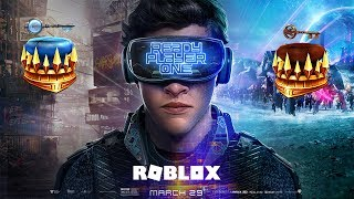 *NEW* Ready Player One Roblox Event Announcement! - Warner Brothers Sponsored