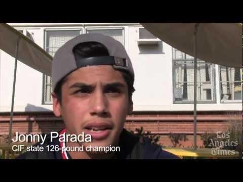 San Fernando's Jonny Parada makes history