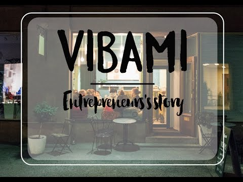 VIBAMI - the story of two young entrepreneurs.