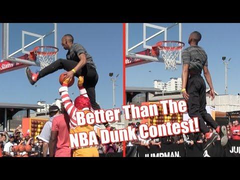 Jonathan Clark Would DESTROY The NBA Dunk Contest!