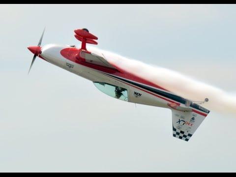 Patty Wagstaff Airshows New Smyrna Beach Balloon & Sky Fest