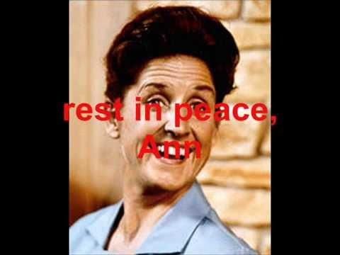 A Tribute to Ann B. Davis