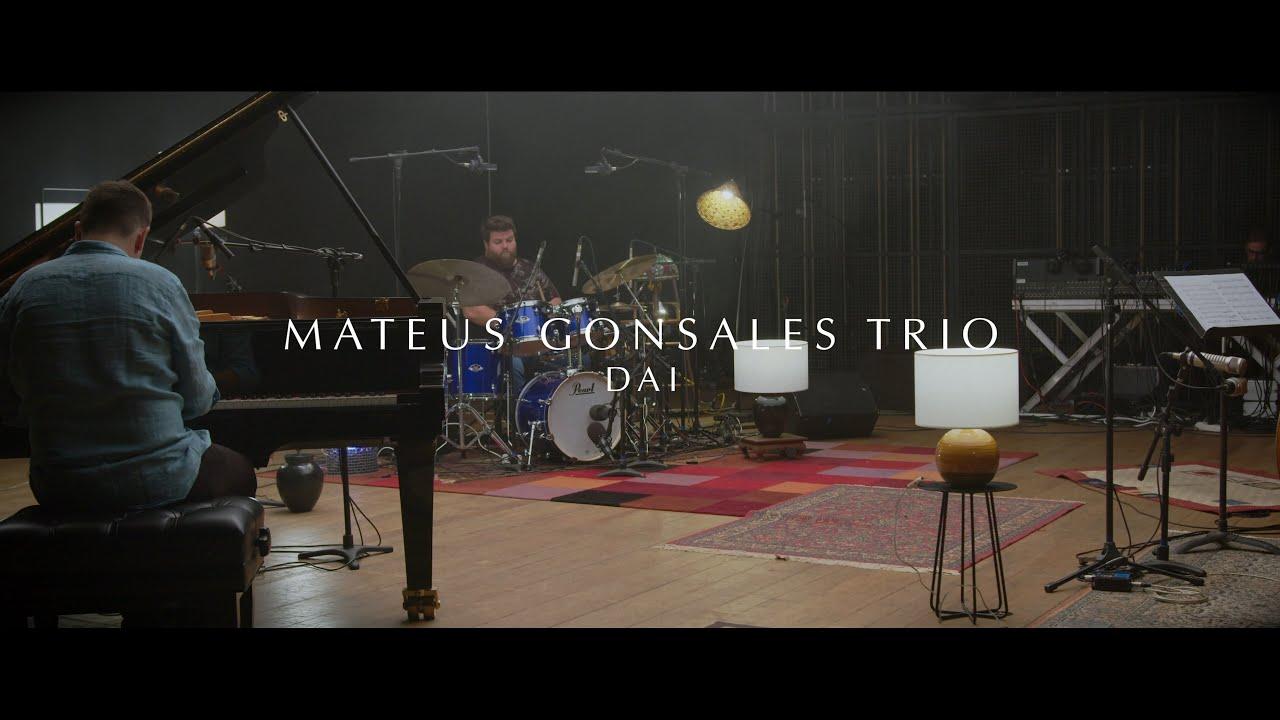 Dai, o novo single do Mateus Gonsales Trio