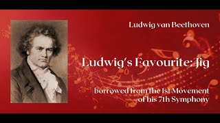 Playalong Tradvent Calendar Day 8: Special Guest Composer Ludwig van Beethoven