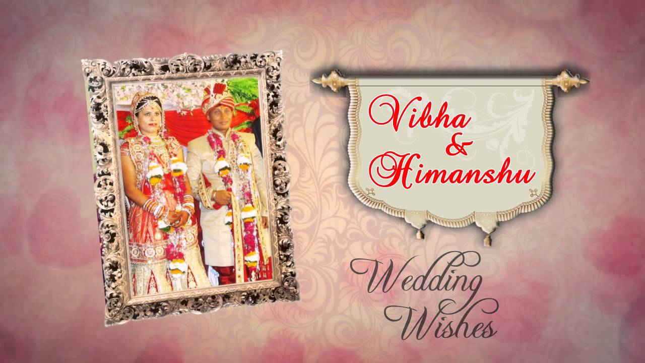 indian wedding video tempalte after effect free background download
