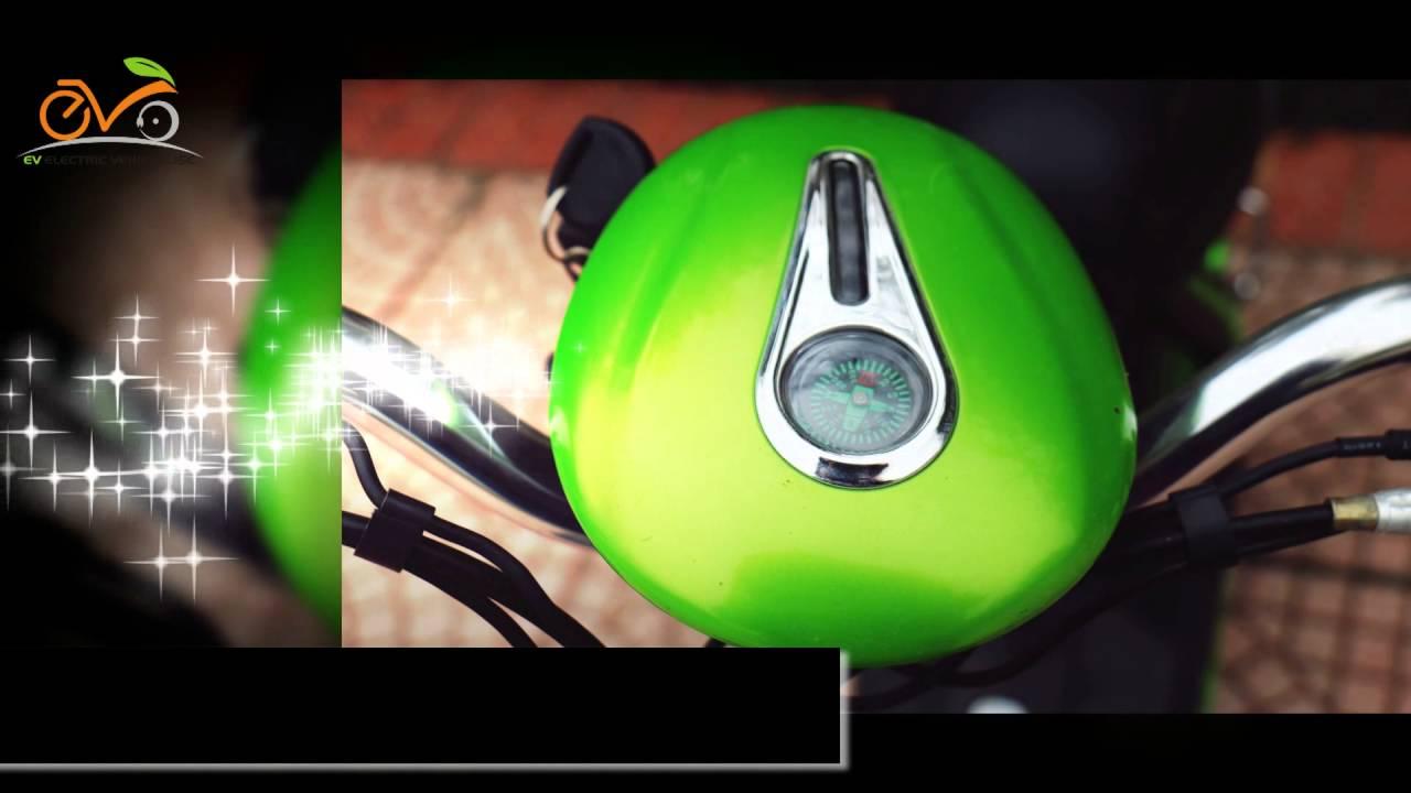 Tổng hợp hình ảnh xe máy điện FCA- xedienev.com
