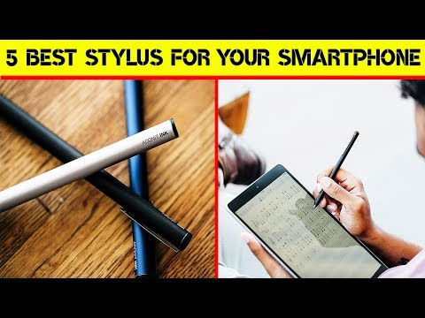 5 Best Stylus For Your Smartphone | Best Product