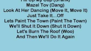 Black Eyed Peas - I've Gotta Feeling [Lyrics]