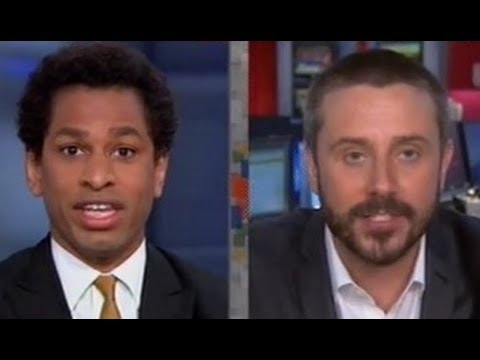 Jeremy Scahill vs Toure on The Cycle