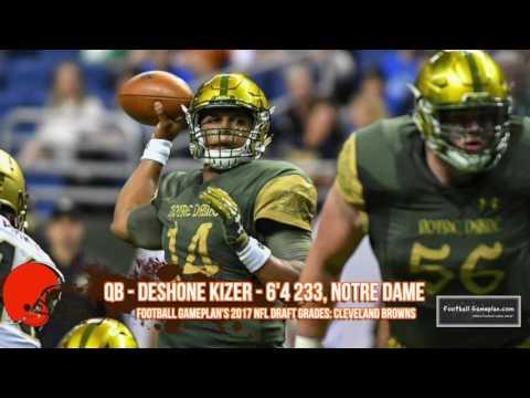 FBGP's 2017 NFL Draft Grades: Cleveland Browns