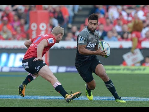 FINAL HIGHLIGHTS: Lions v Crusaders