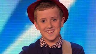 Henry Gallagher - Britain's Got Talent 2015 Audition week 2