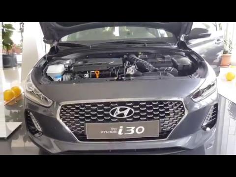 Yeni Hyundai i30 1.6 Crdi Dct Showroom Incelemesi