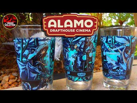 CUPS | ALAMO Drafthouse Cinema | JURASSIC WORLD |