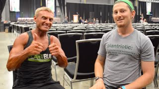 Plantriotic Interview with Robert Cheeke Vegan Bodybuilder