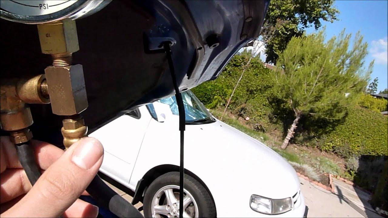 hight resolution of mazda fuel pump test