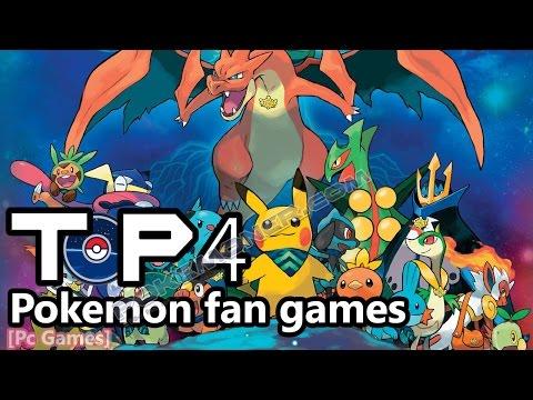 Top 4 Pokemon Fan Games - Pc Games