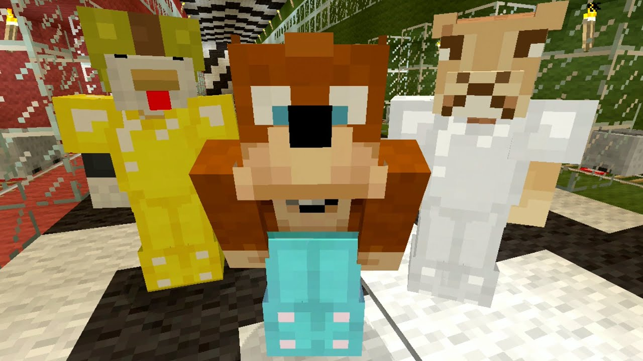 Minecraft Xbox Rule The Duel 290 YouTube
