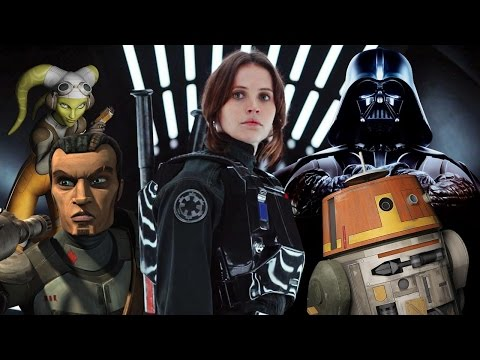Rogue One: A Star Wars Story Easter Eggs,...