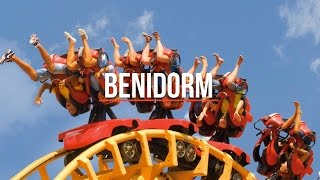 Terra Mitica (GoPro, 2016), Benidorm. Терра Митика - парк развлечений в Бенидорме, Испания.