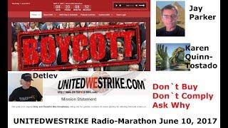 UWS Radio Marathon Jay Parker + Karen 20170610