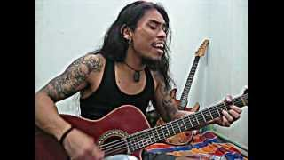 Lem Gutierrez - Glory To The Brave Hammerfall cover