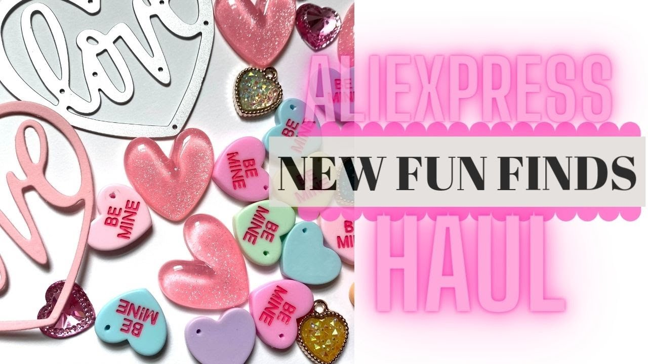 ALIEXPRESS HAUL   NEW FUN FINDS  COME SEE!!