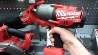 Milwaukee Fuel High Torque Impact Wrench