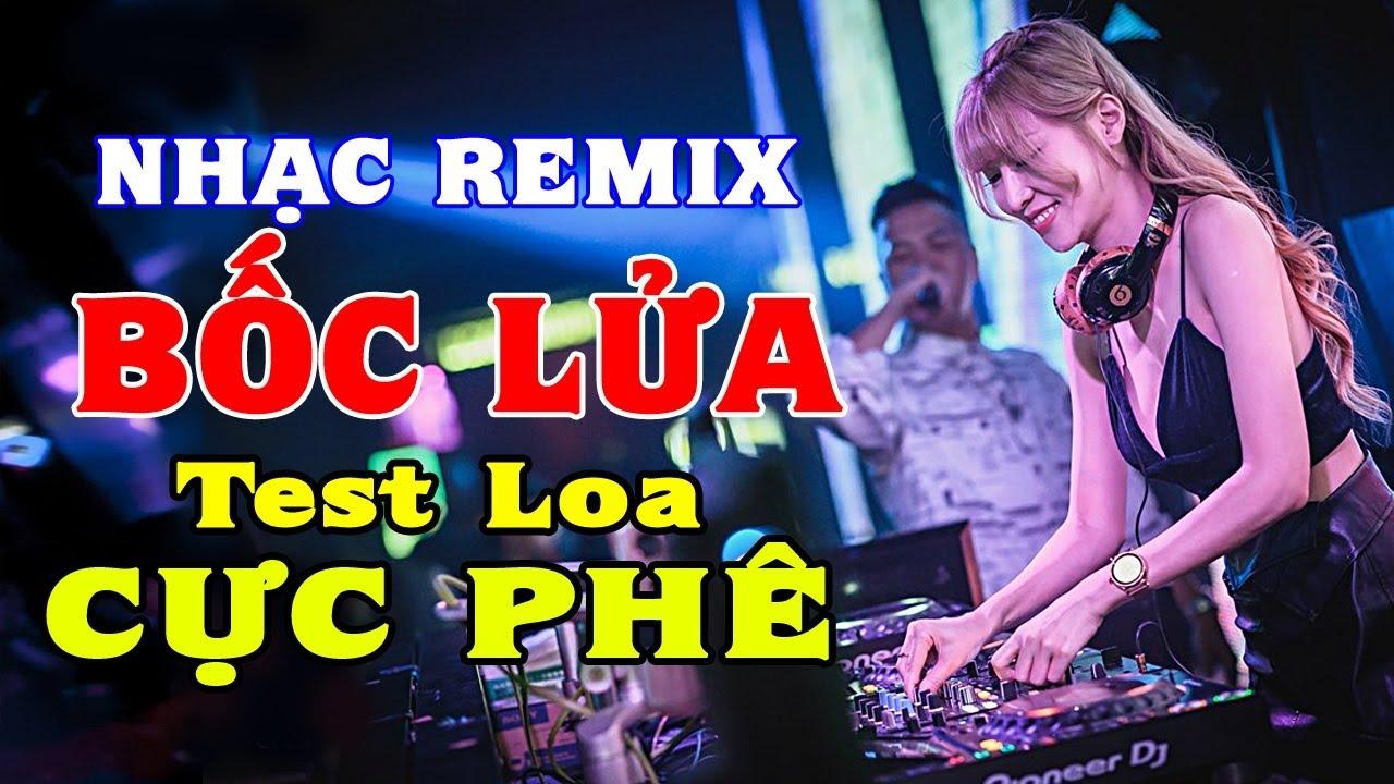 LK Nhạc Disco Remix CỰC BỐC LỬA - Nhạc Test Loa Chuẩn Đét Vol 40 - Organ Anh Quân