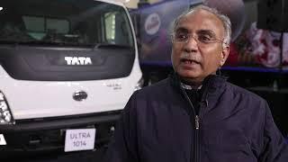 R S Goswami - Transport Corporation of India at Tata Motors 360° E-commerce Expo, Gurugram thumbnail