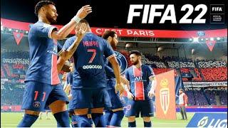 EA SPORTS Y FIFA 22 CUMPLEN EL SUEÑO DE LOS FANS DE PES.