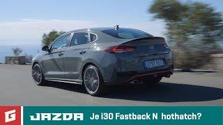 Hyundai i30 Fastback N - Prvá jazda - GARAZ.TV