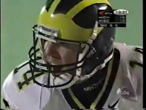 1997 Michigan at Wisconsin