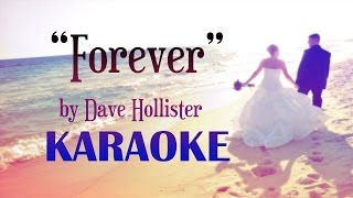 Forever - Dave Hollister (Karaoke/Lyrics) Wedding song