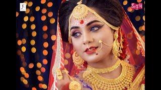 INDIAN BRIDAL MAKEUP *BENGALI BRIDE