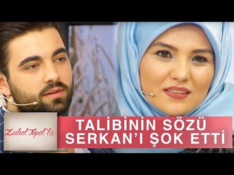 Zuhal Topal'la 138. Bölüm (HD) | Talibinin Sorusu Serkan'ı Şok Etti!