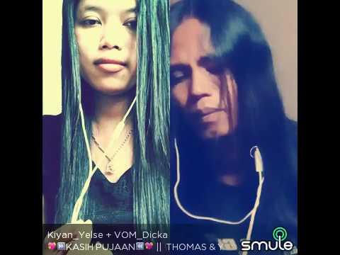 Kasih Pujaan... Yelse & Thomas Arya. 👏👏